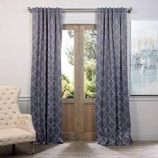 Grey And Lime Curtains Rod Pocket Curtains U0026 Drapes Window Treatments The Home Depot