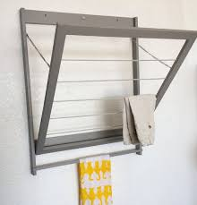 Drying Racks For Laundry Room - drying rack laundry room houselogic throughout wall mounted
