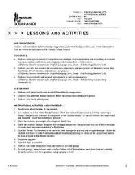 roles of family members lesson plans u0026 worksheets