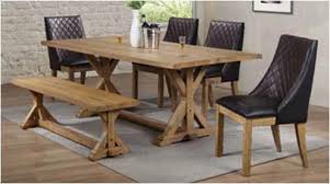transitional solid driftwood dining table vienna va furniture stores