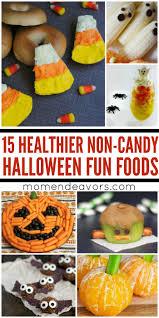 gourmet halloween treats 15 non candy healthier halloween fun food ideas
