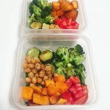 vegan buddha bowls with roasted sweet potato u0026 zucchini