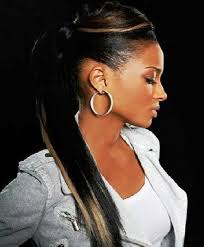 mature pony tail hairstyles ponytail cute weave hairstyles