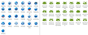 android smileys changing the smileys of a samsung galaxy s iii running jelly bean