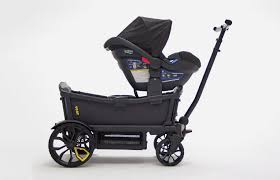 Rugged Stroller Veer U0027s All Terrain Cruiser Blends A Rugged Wagon With A Luxury