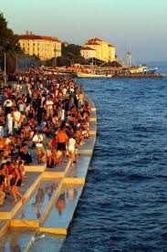 24 best zadar sea organ images on pinterest sea waves musical