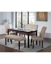 5 Chair Dining Set Deals On 5 Dining Set Espresso With