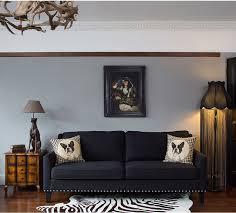 Moooi Sofa Moooi Bigwig Studded Black Sofa Sofas