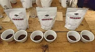 horsham coffee roaster cupping session flavour seeker
