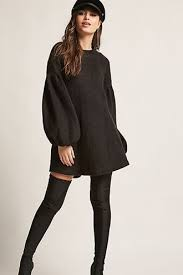 sweater dresses forever21