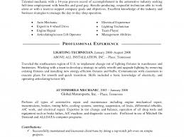 Auto Mechanic Resume Sample by Automotive Repair Skills Resume Free Auto Body Technician Resume
