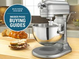 Kitchen Aid Mixers by The Best Kitchenaid Mixers You Can Buy Business Insider