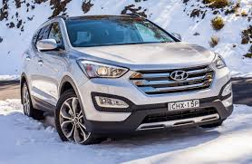 hyundai santa fe review and photos