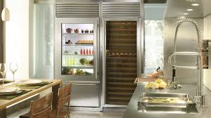 table top freezer glass door simple glass door refrigerator use for a small living space