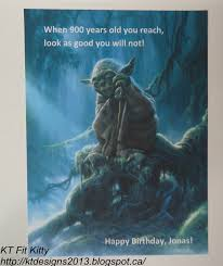 Wars Happy Birthday Quotes Star Wars Birthday Card Sayings Alanarasbach Com
