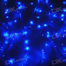 blue led christmas string lights blue 100 led christmas decoration string lights 10 meter 110v ac