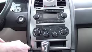touch screen radio for dodge charger an easy installation of a 2002 2007 dodge caravan