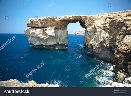 azure window famous stone arch on stock photo 73336276 shutterstock