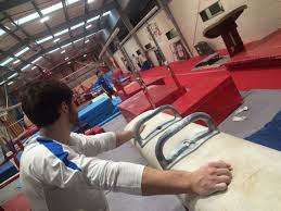 scottish gymnastics on twitter busy day 1 at mag npp preparation