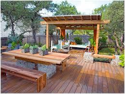 backyards cozy ideas amazing back patio deck pergola container