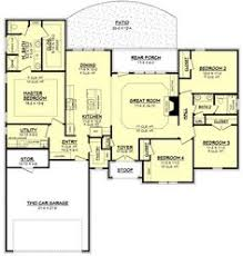 home plans homepw76422 2 454 square feet 4 bedroom 3 ranch style house plan 3 beds 2 00 baths 1924 sq ft plan 427 6