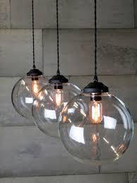 pendant lights best 15 modern kitchen lighting ideas globe pendant globe and