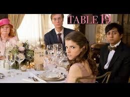 table 19 full movie online free table 19 full movie youtube