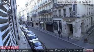 video tour of a 2 bedroom vacation rental in pigalle 9th
