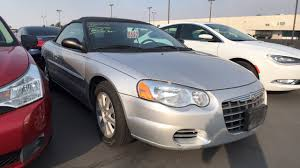 50 best 2004 chrysler sebring for sale savings from 2 819