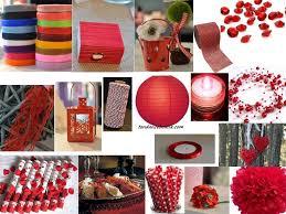 decoration table mariage theme voyage mariage rouge décoration et accessoires tendance tendance boutik