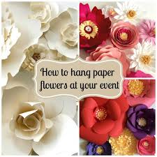 How To Make Mexican Paper Flowers - best 10 paper flower wall ideas on pinterest paper flower