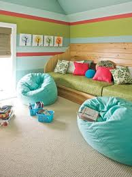interior bean bags for kids