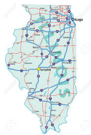 Washington State Detailed Map Stock by Illinois Maps And Data Myonlinemapscom Il Maps State Illinois Map