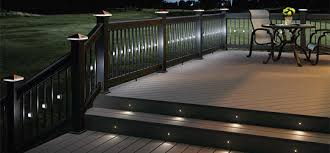 solar powered fence post lights deck post solar lights powered of deck post solar lights design