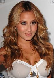 hairstyles in 1983 sexy celebrity hairstyles adrienne bailon hair coloring and