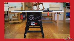 Best Contractor Table Saw by Sawstop Contractor Table Saws Youtube