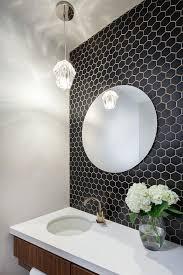 top bathroom tile trends hgtv decorating design dark moody