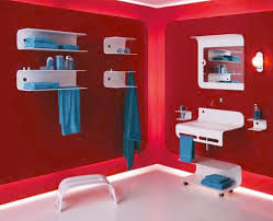 bright colorful bathroom small bathrooms color idea ewdinteriors