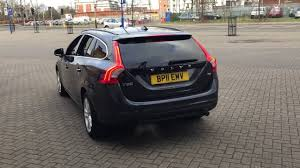volvo v60 t4 180 se manual bp11emv youtube