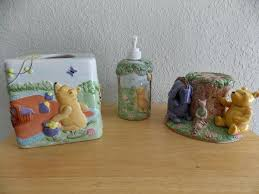 Ceramic Desk Accessories Winnie The Pooh Desk Accessories Tandemdesigns Co