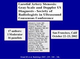 carotid ultrasound report template doppler ultrasound of carotid arteries