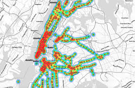 Subway Nyc Map Pathomap Is Bacterial Map Of Nyc Subway Business Insider