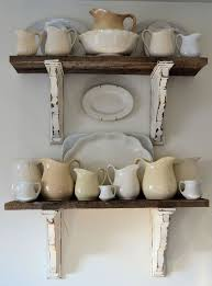 Diy Restoration Hardware Reclaimed Wood Shelf by Best 25 Barn Wood Shelves Ideas On Pinterest Barn Board