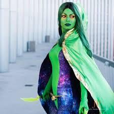 Gamora Costume Guardians Of The Galaxy Gamora Cosplay By Sara Moni U2013 Aipt