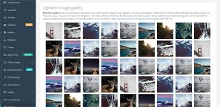 image gallery html bootstrap the best image 2017
