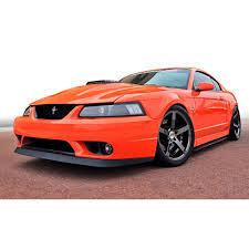 Black 2003 Mustang Rovos Mustang Durban Wheel 18