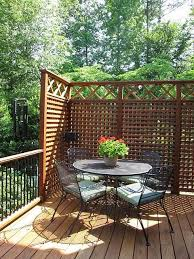 Privacy Walls For Patios by Best 25 Balcony Privacy Screen Ideas On Pinterest Patio Privacy