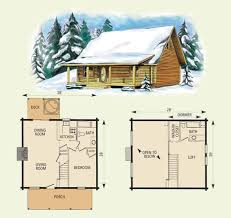 16 x 20 small house plans 6 pioneers cabin 16x20 on modern 16 x 24 log cabin plans plans free