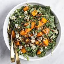 savory kale salad recipe amanda mack food wine