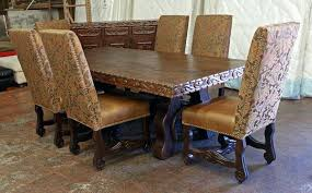 High Back Chairs For Dining Room High Back Wood Dining Room Chairs Dining Room Distressed